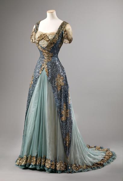 Vintage Victorian Dresses