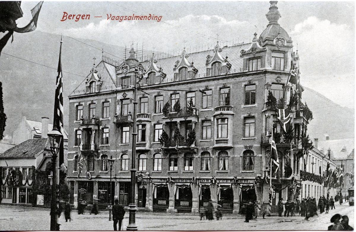 GENERELL UTVIKLING   Det tapte Bergen - SkyscraperCity