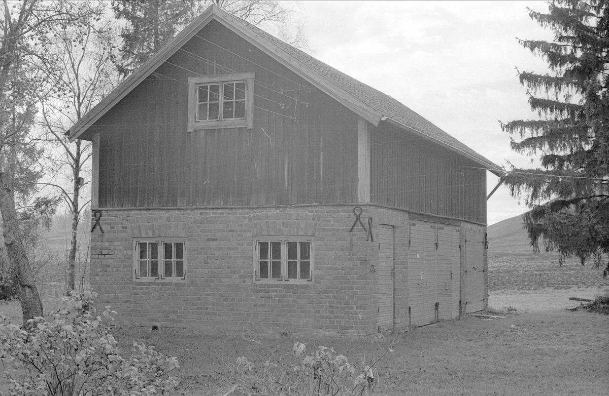 Ladugård, Mattsgården, Gamla Uppsala 84:5, Gamla Uppsala, 1978