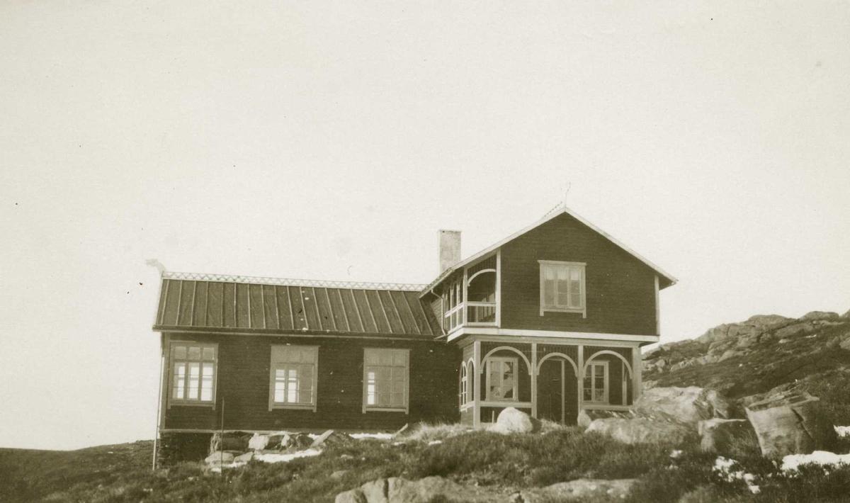 Haugesund Fjellags hytte Jotnaheim