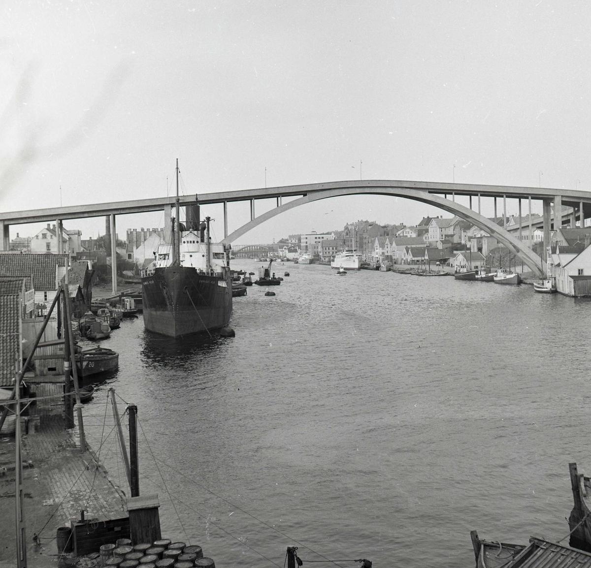 Havn - dampskip