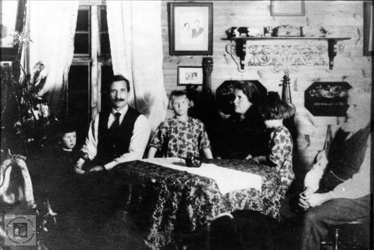 Familien Skjærstad