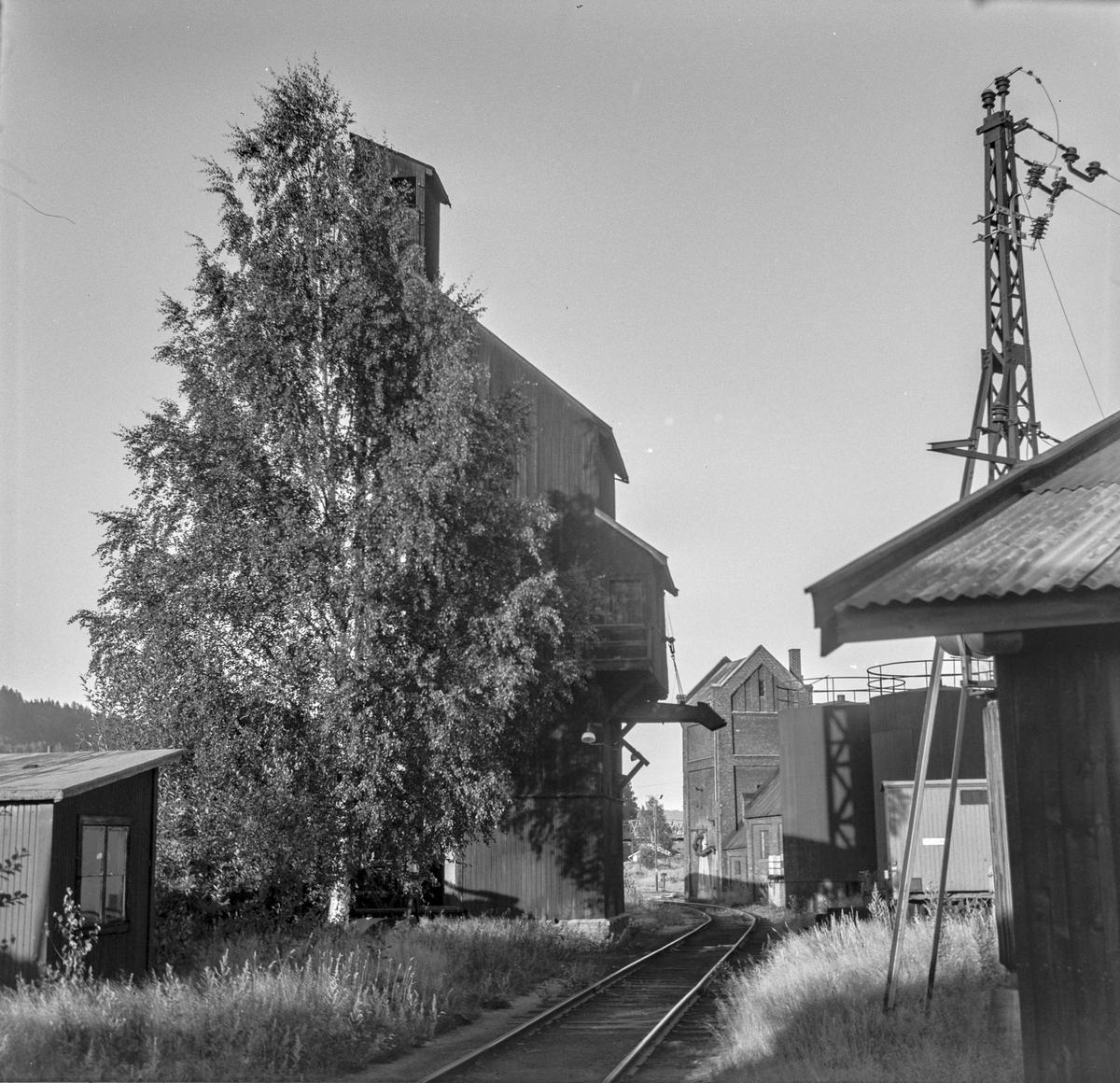 Kull- og vanntårn på Sundland, Drammen.