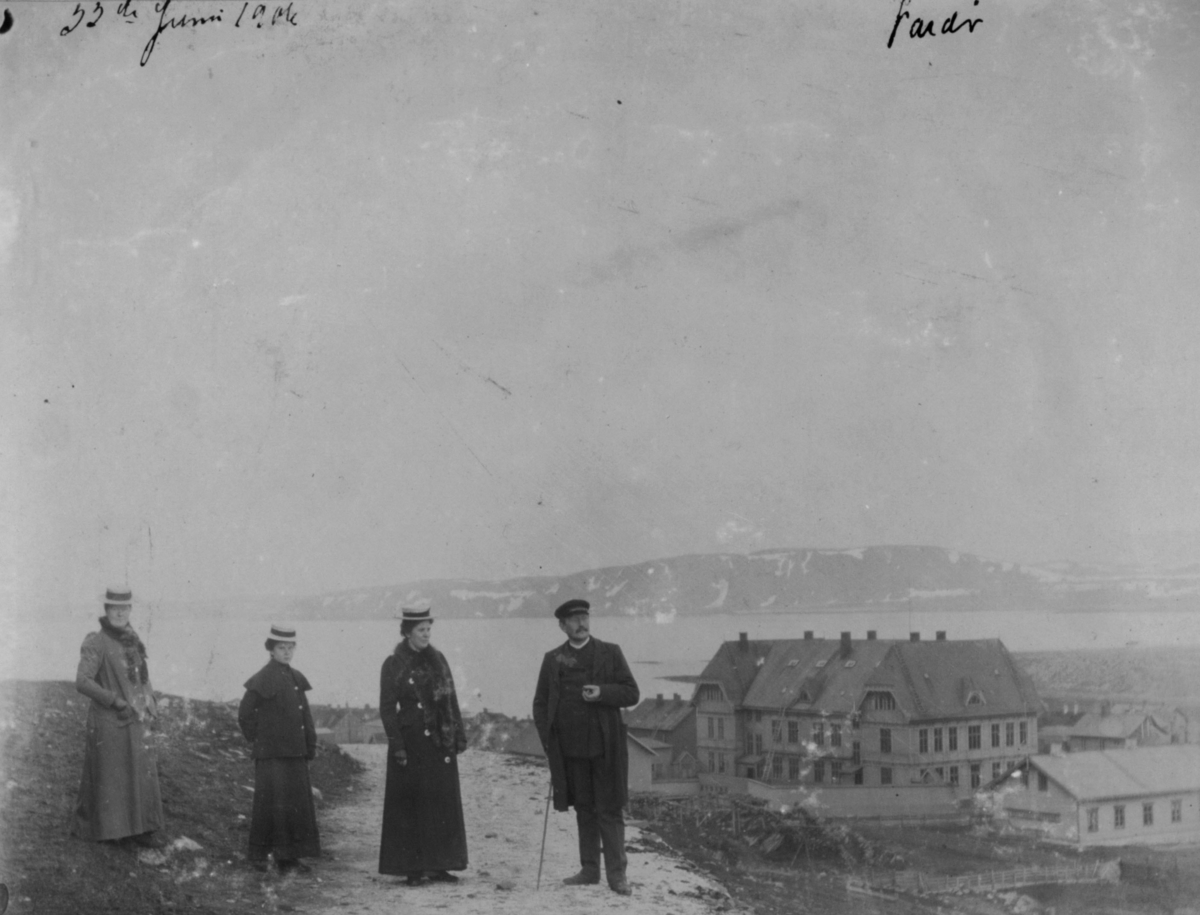 22. juli 1906. Vardø