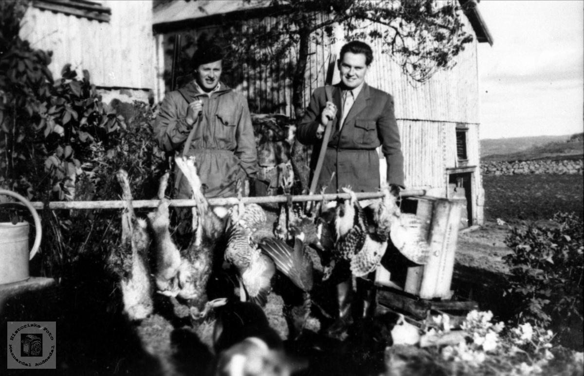 God fangst etter jakttur