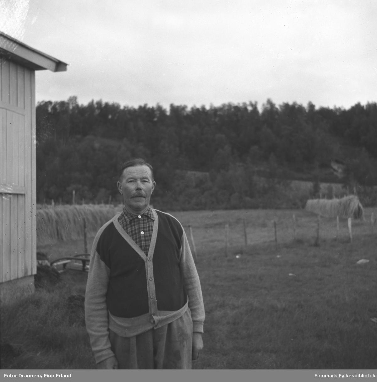 Portrett av Alfred Karikoski