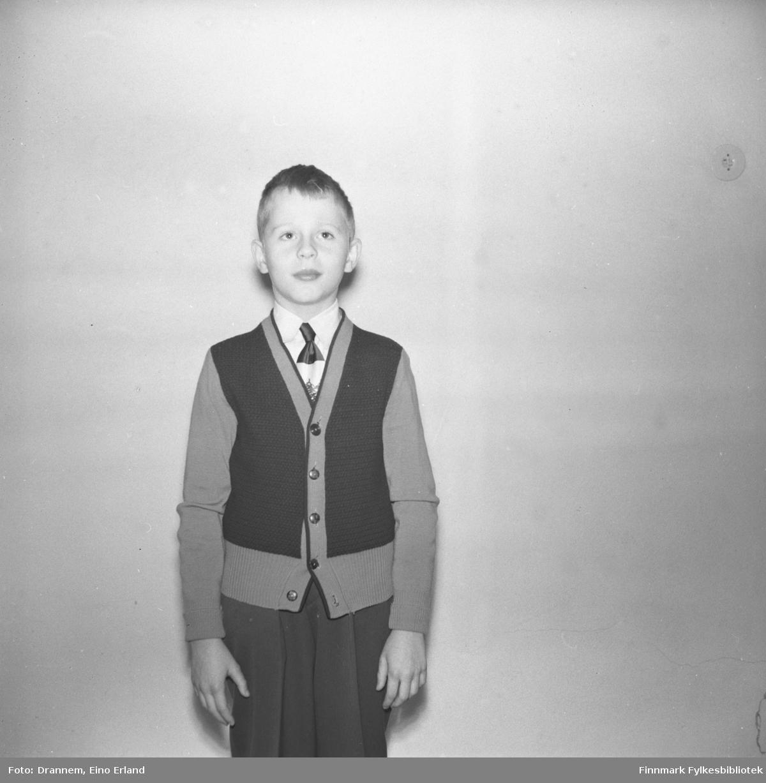 Portrett av Gunnar Sørensen
