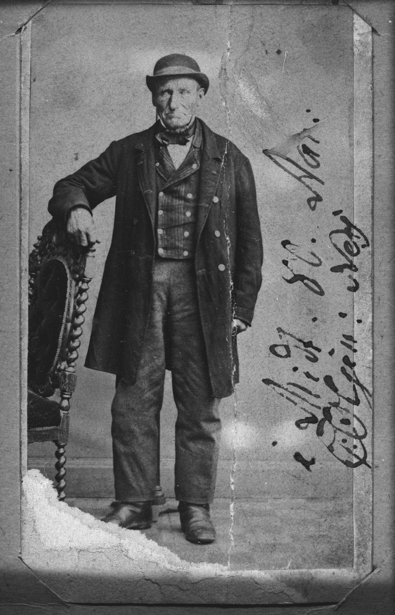 Christoffer Olsen Næss (1788 - 1877).