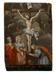 Jesus på korset [Maleri]