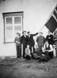 Møte i Folldal Mållag