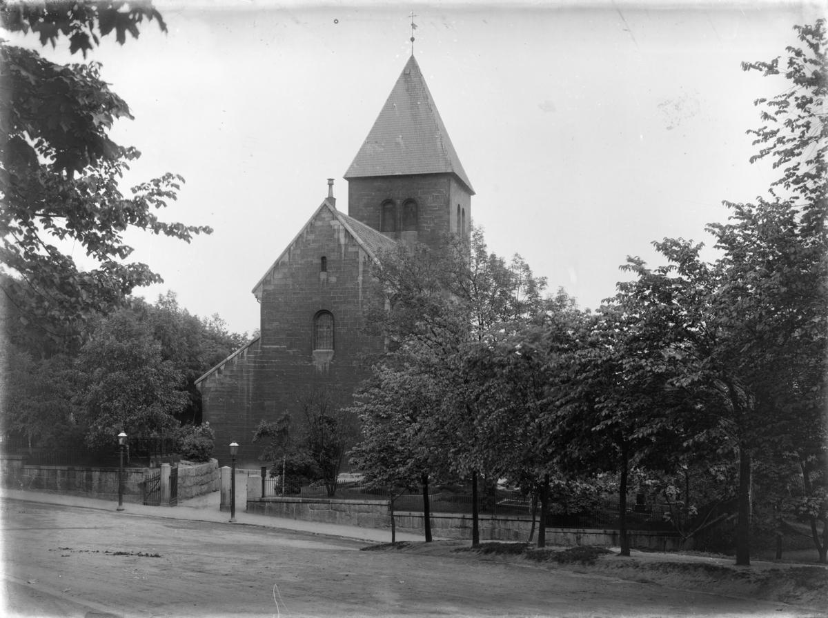 Gamle Aker Kirke i Oslo