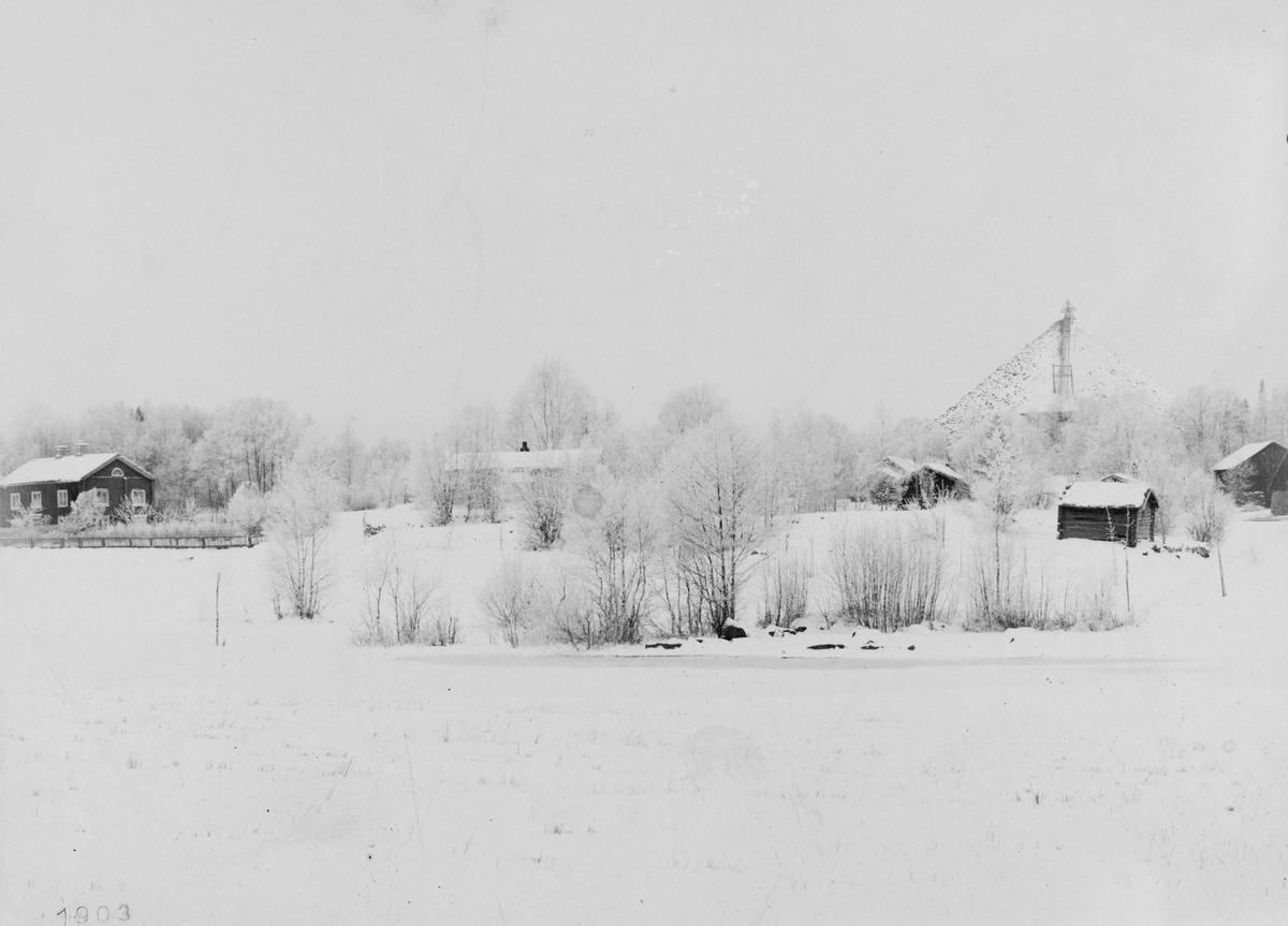 Vinterbild från Noraskog.