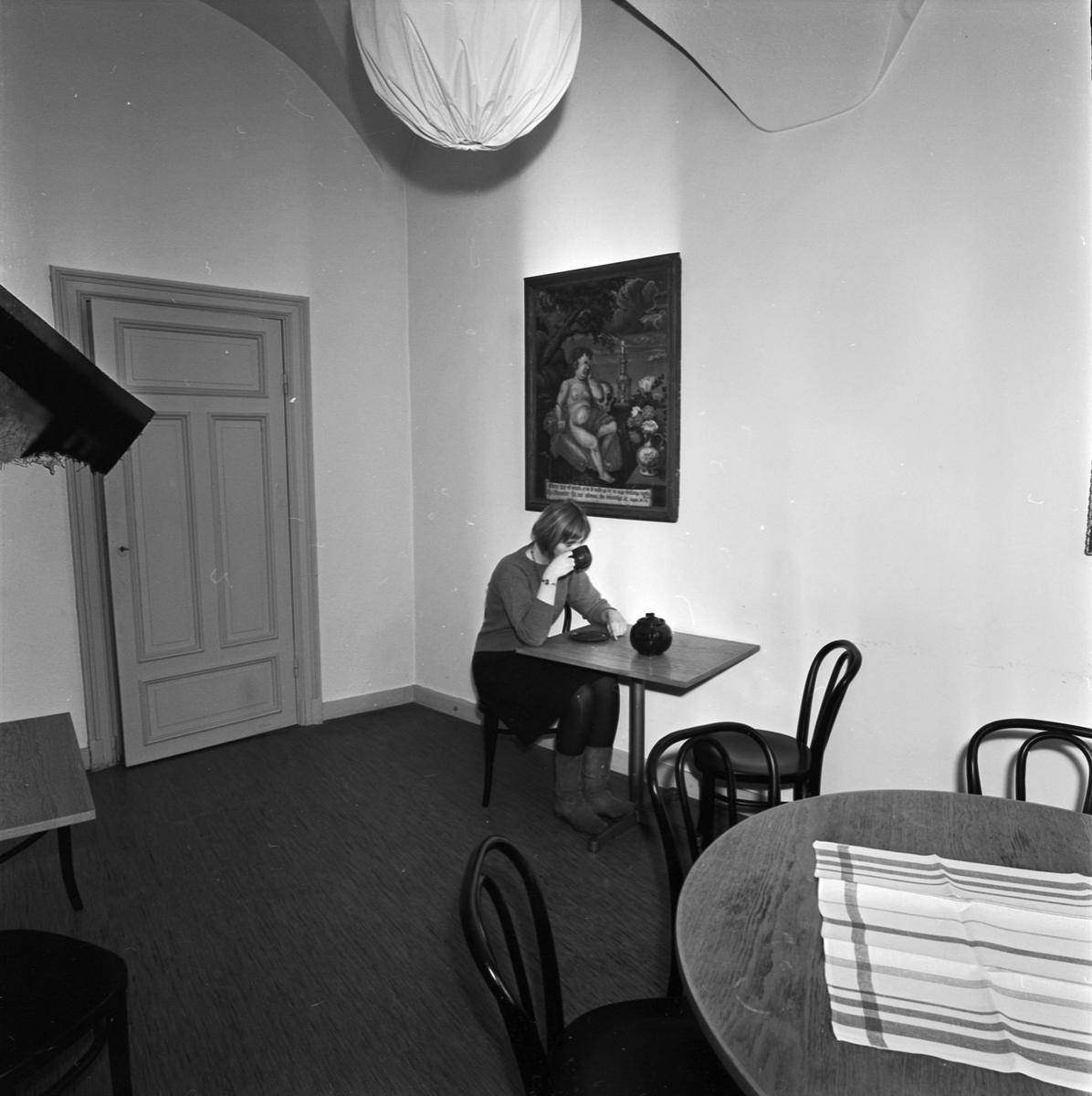 Histologiska institutionen, Uppsala 1965
