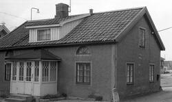 Byggnadsinventering 1972. Tunnbindaren 8. Gårdssidan.