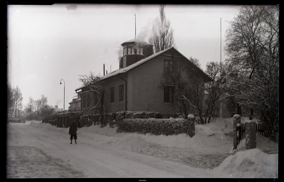 Västra Bergsgatan nr 8, Västerås.