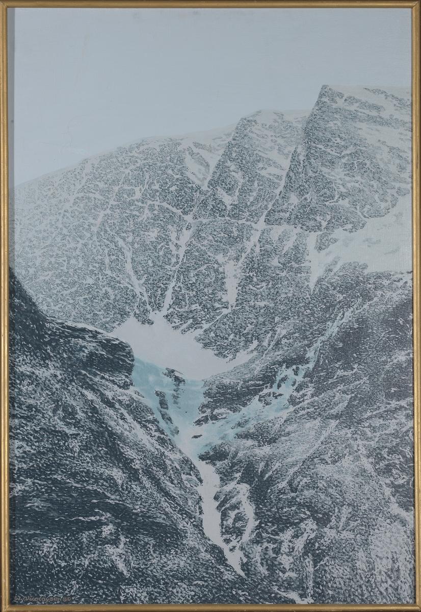 Parti av Isfjellet [Maleri]