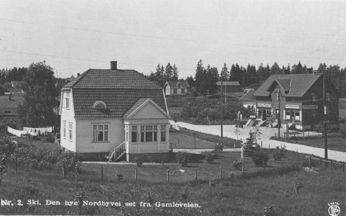 Den nye Nordbyvn - sett fra Gamlevn.
