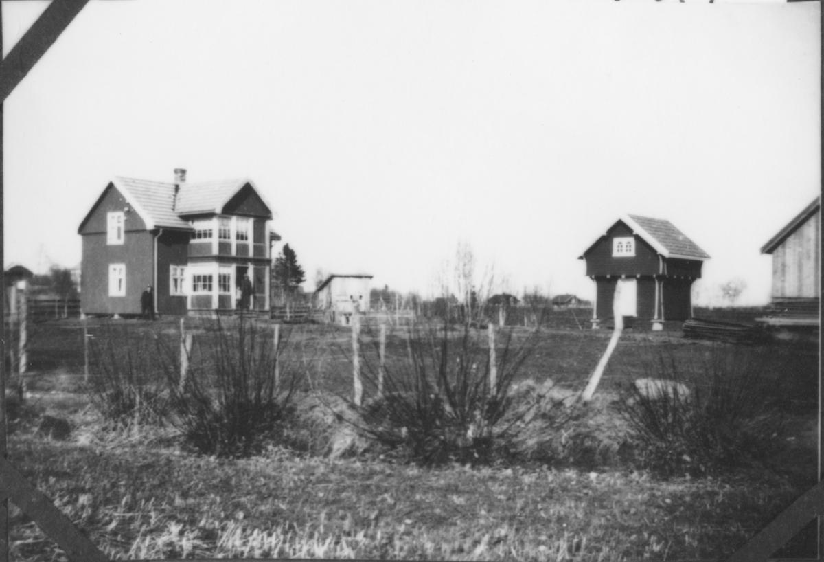 Buskerud gård i Gjerdrum.