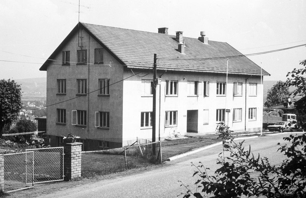 Kommunehus Det gamle kommunehuset i Rælingen
