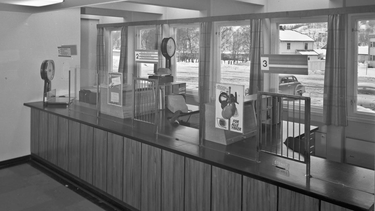 Eidsvoll Postkontor.