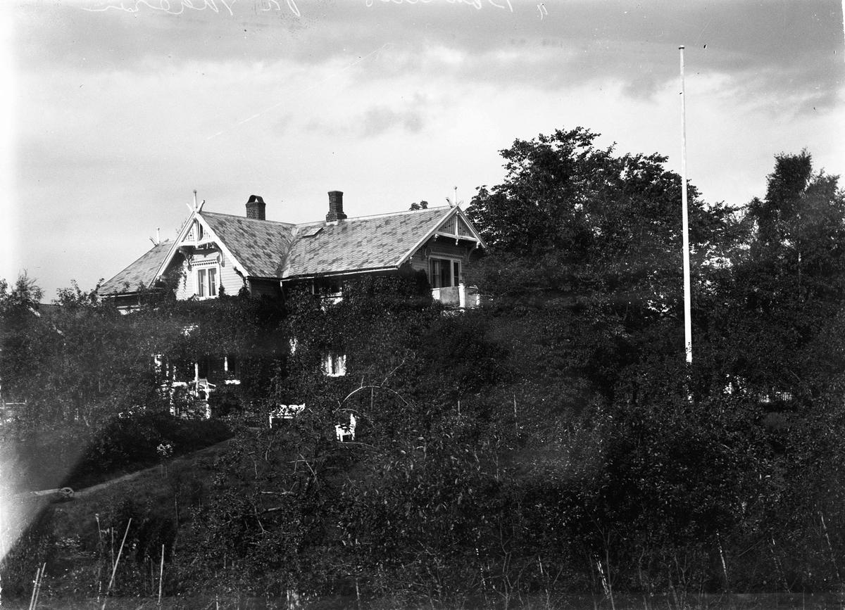 Huset til Axel Thoresen