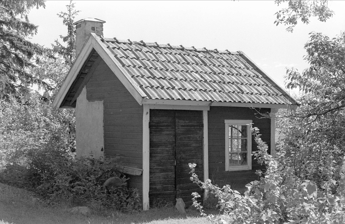 Brygghus, Danmarksby, Danmark, Danmarks socken, Uppland 1977