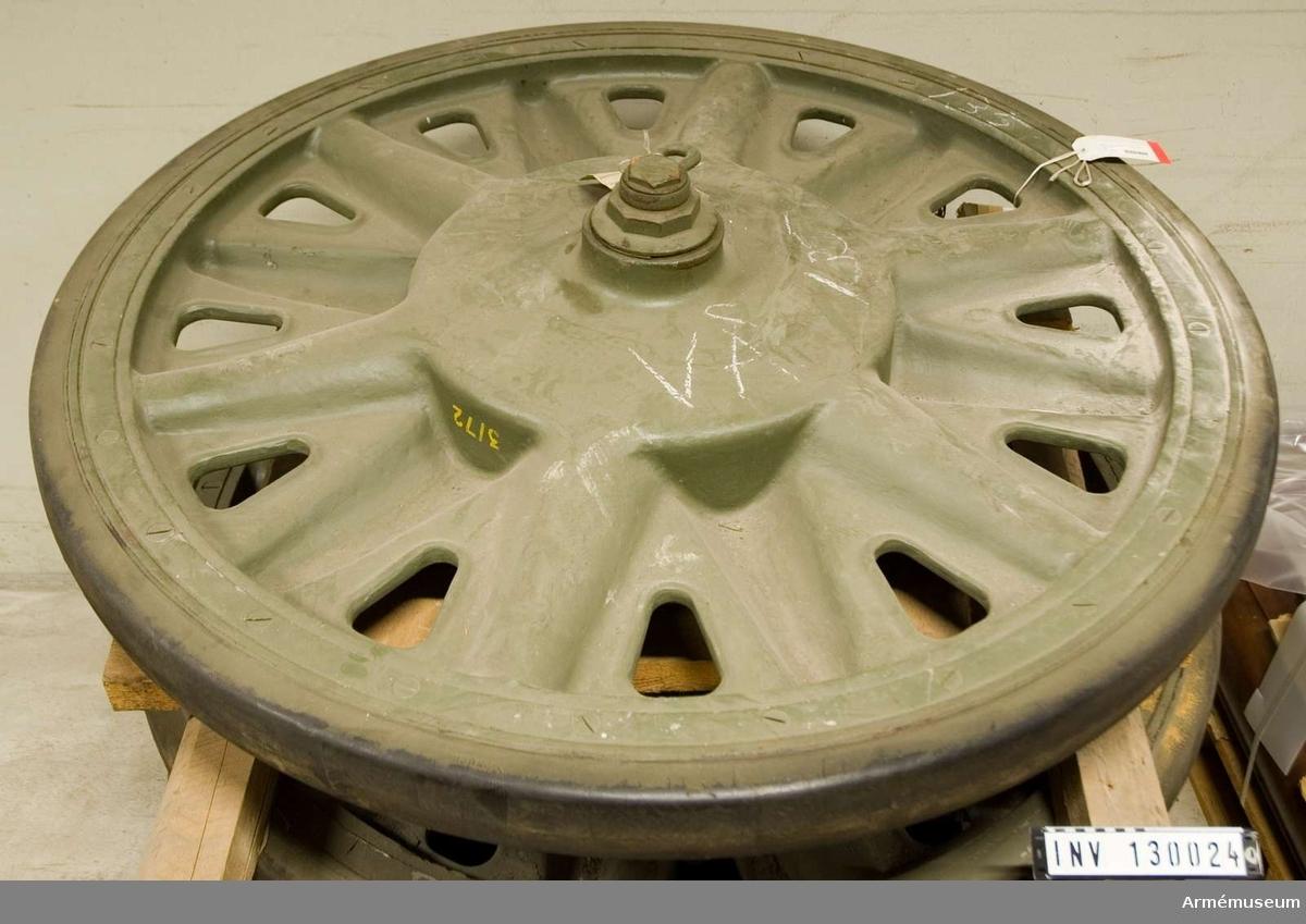 av Aluminium. 1390x95 mm.