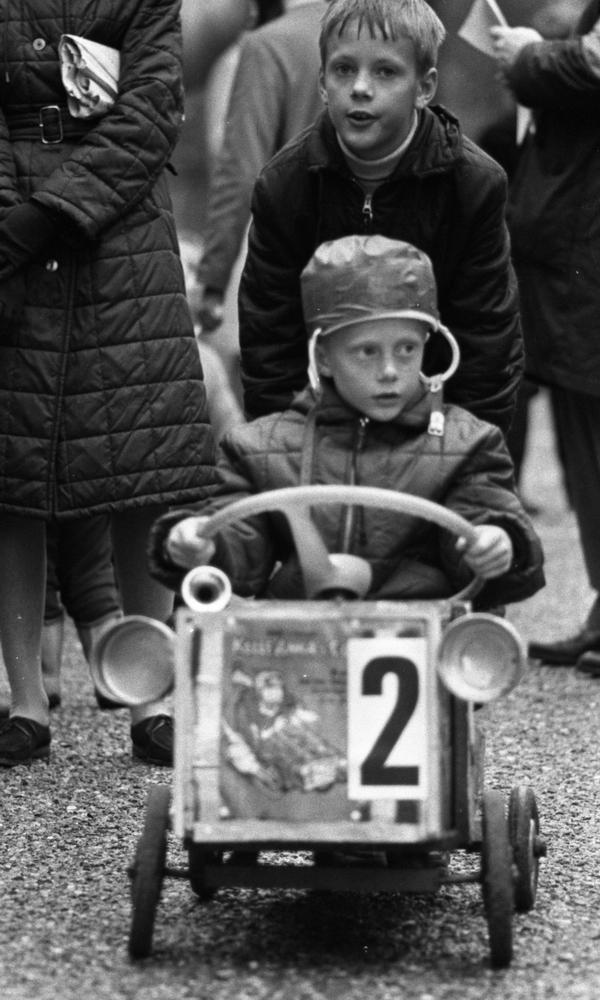 Rally 12 september 1966