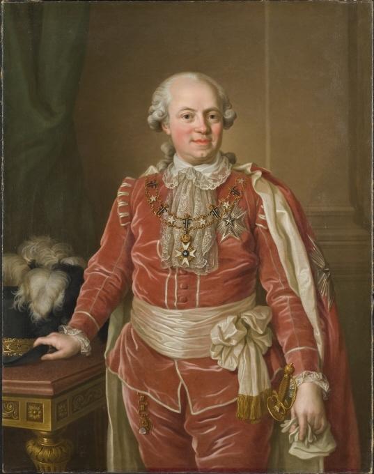 Samuel af Ugglas (1750-1812), greve, landshövding, överståthållare, kammarkollegiepresident, en av rikets herrar