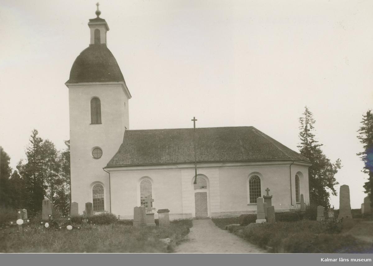 Blackstads kyrka.