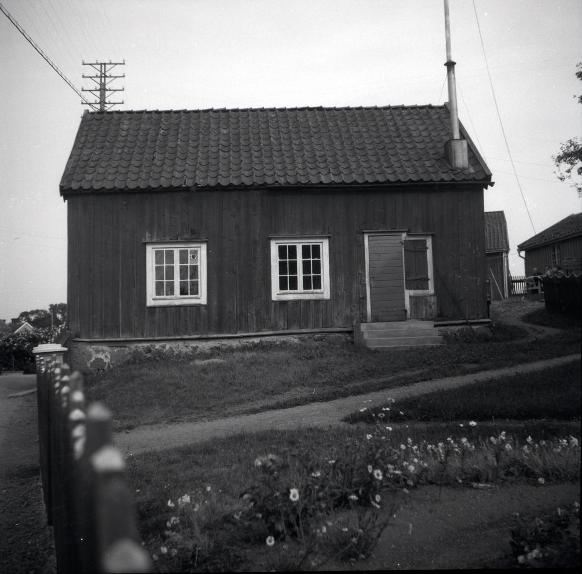 Ett bostadshus i Figeholm.