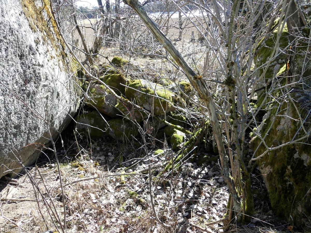 Arkeologisk utredning, källargrund 183:1, Fullerö, Uppsala socken, Uppland 2018