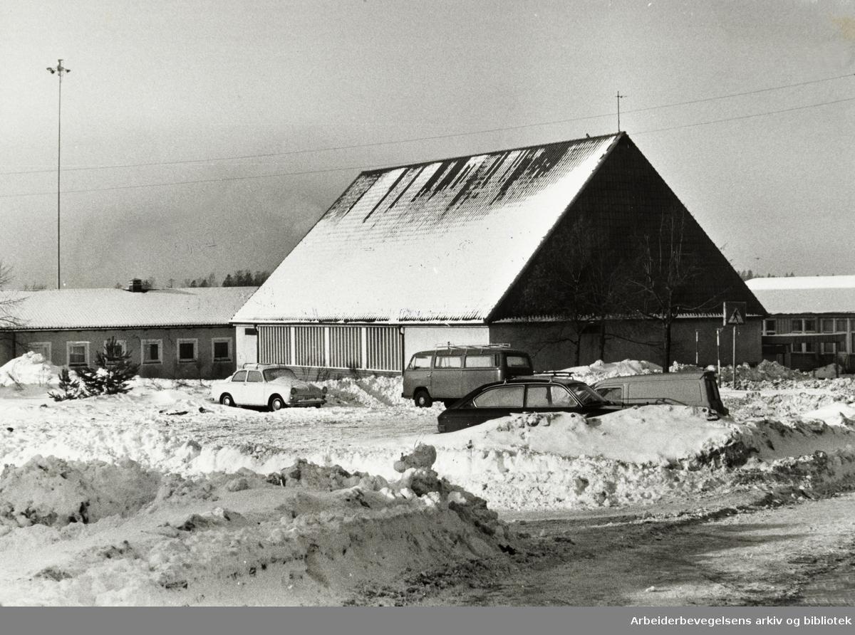 Ekeberg. Ekeberghuset. 1979