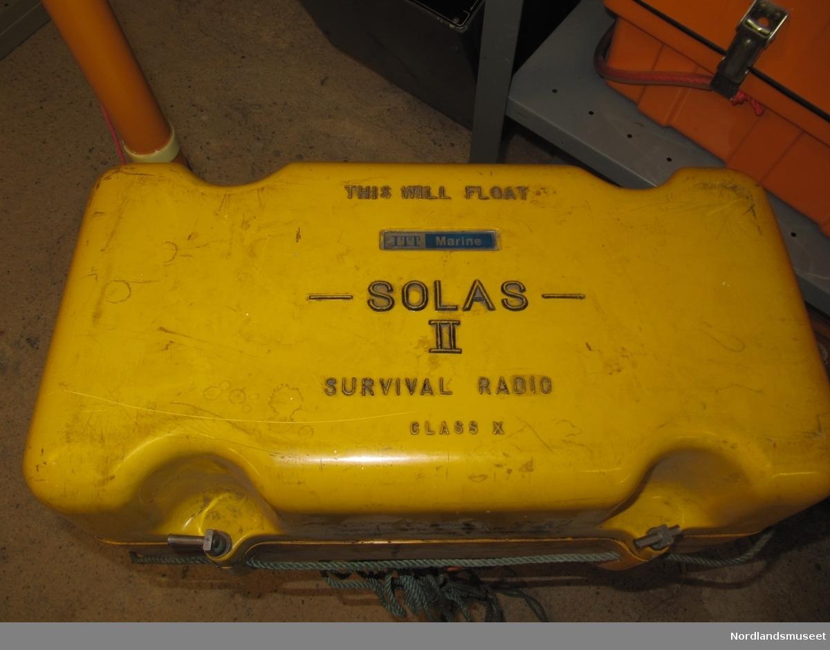 Overlevelses radio