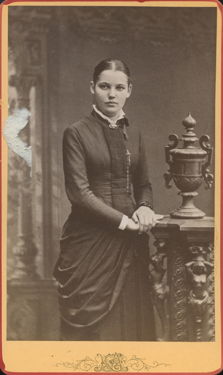 Ida Johansson.