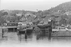 Gjøvik brygge, Mjøsfærgen II, ferje, mjøsbåt, Mjøsfærgen IV