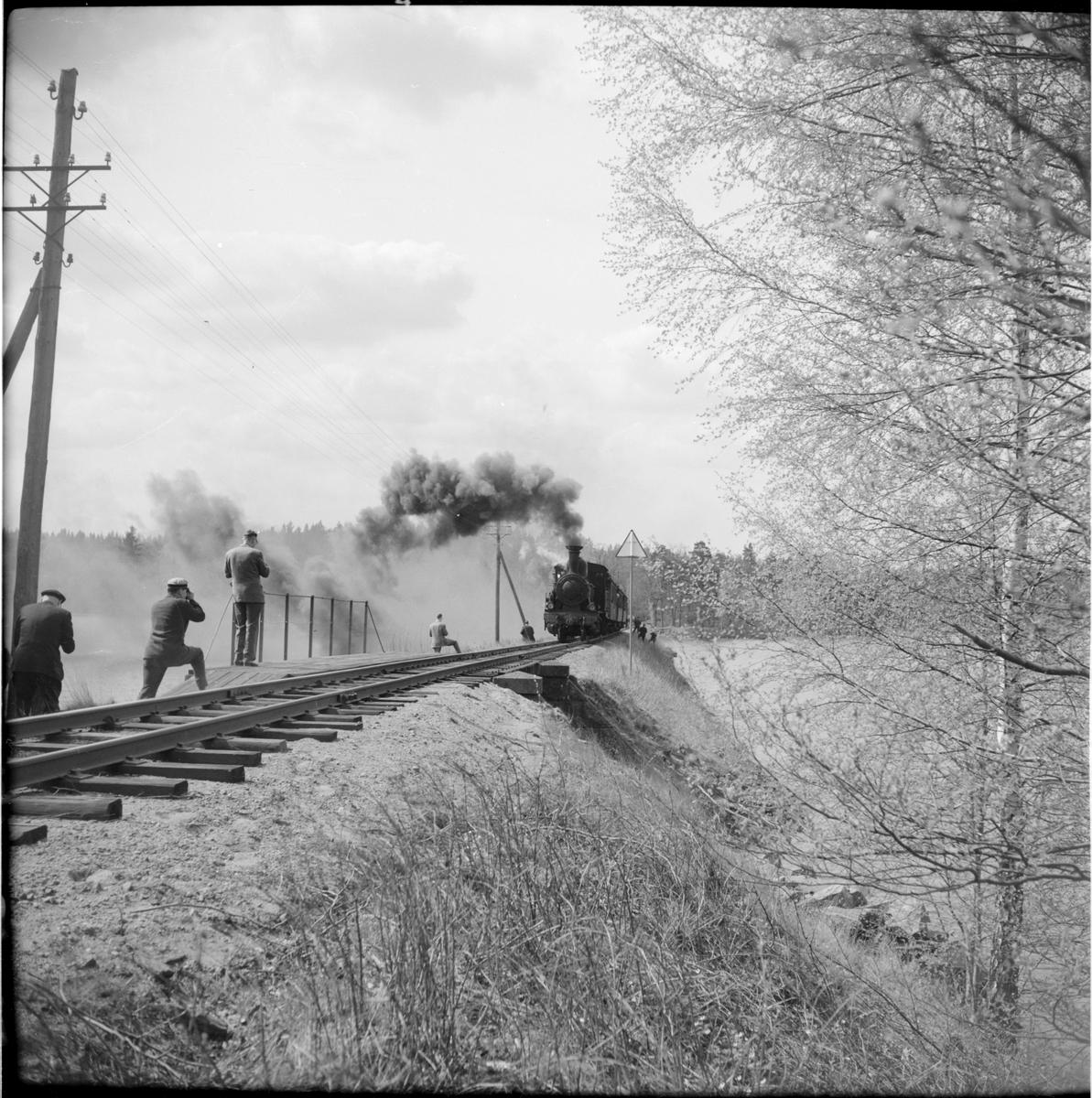 Troligen Statens Järnvägar, SJ Gp 3043 i trafik.