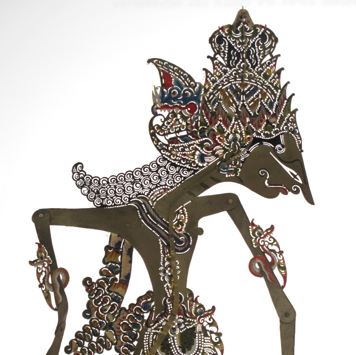 Figurene er prinsesse Sita og prins Rama fra Ayodhya.