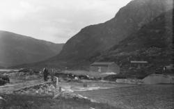 Dam i Høgsvatn
