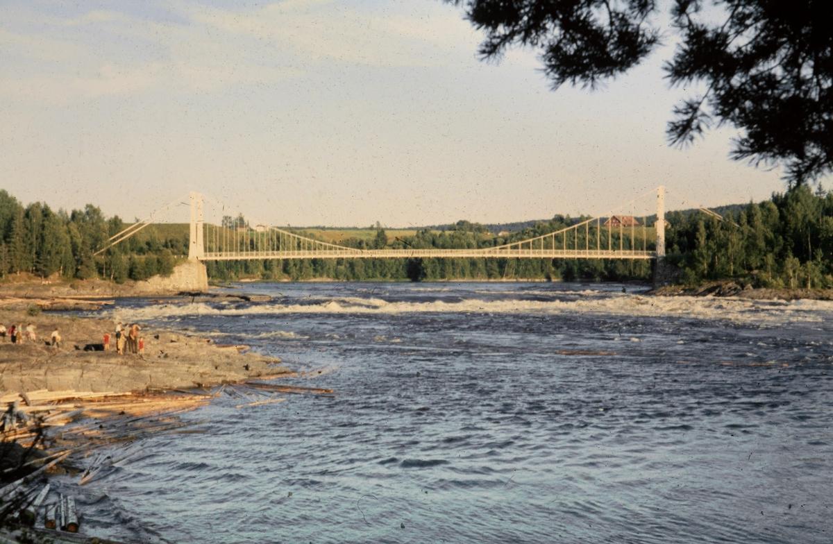 Bingsfoss bro på Sørumsand
