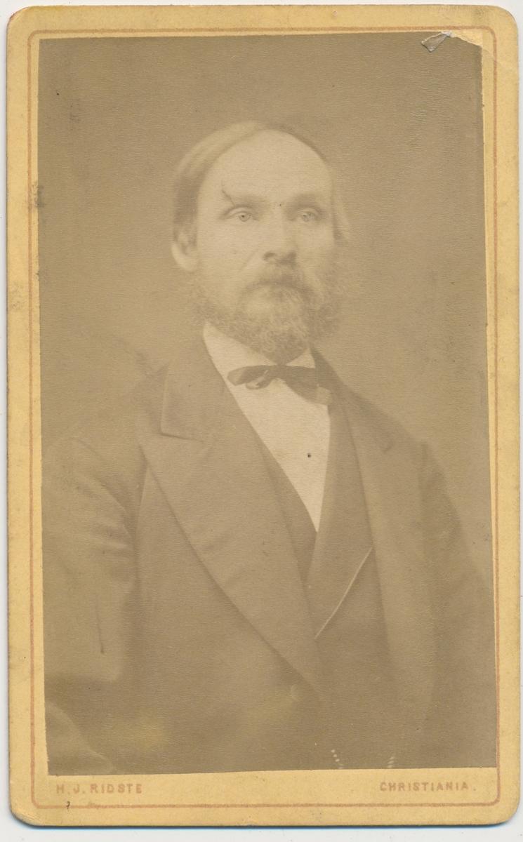 Portrett av ukjent mann