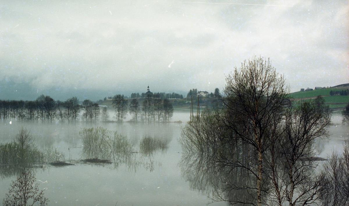 Flom-bilder Tynset og Alvdal