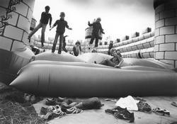 Stemningsbilder fra Tynset-martn 1981