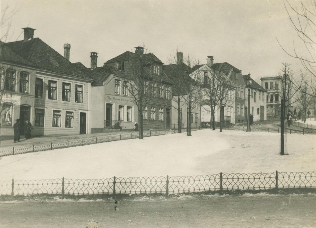 Bergen. Engen. Ca. 1916. Ukjent fotograf.