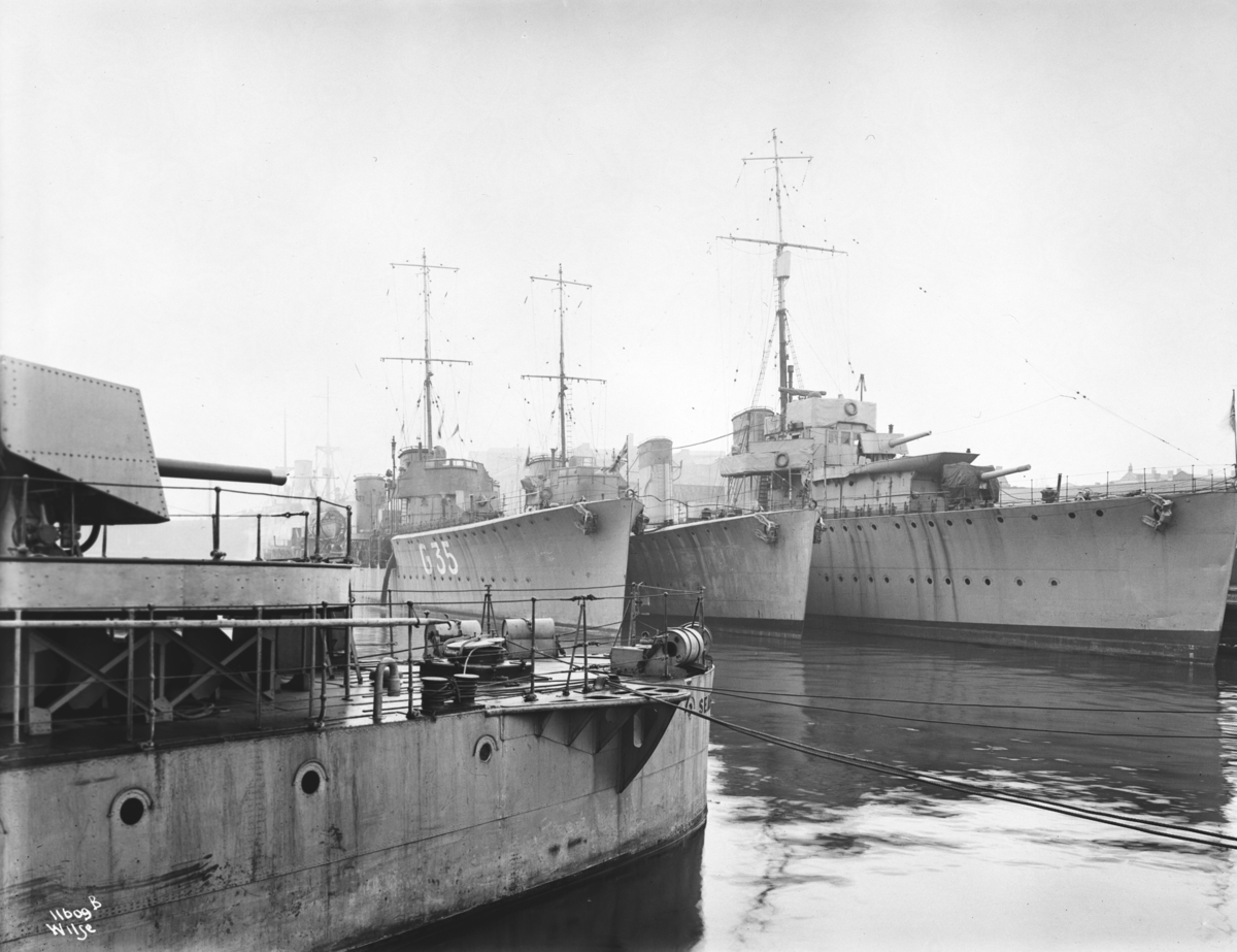 Prot: Engelske Torpedobåter