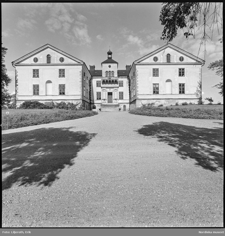 Wibyholm, slott, Årdala socken, Södermanland.