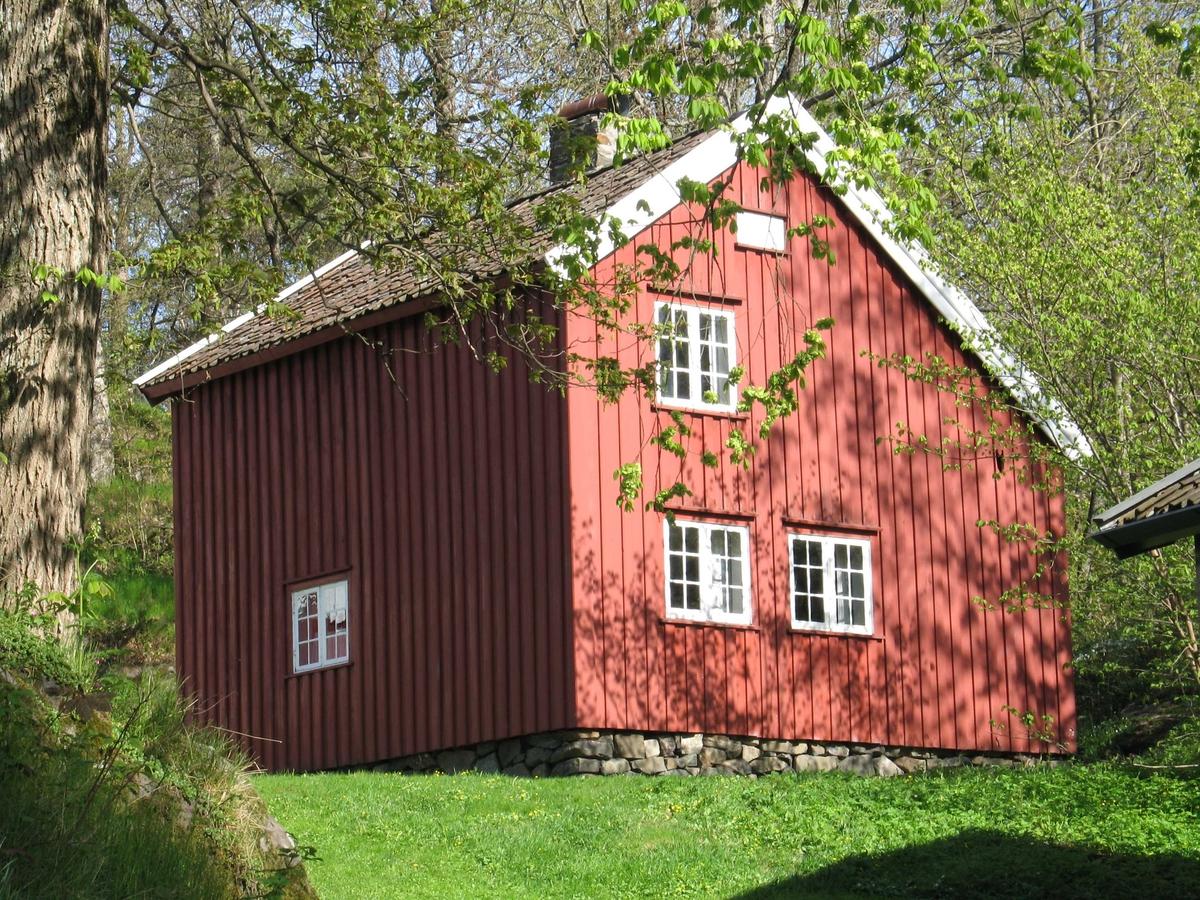 Hesthaghuset i Aust-Agder-Tunet, Langsæ gård.