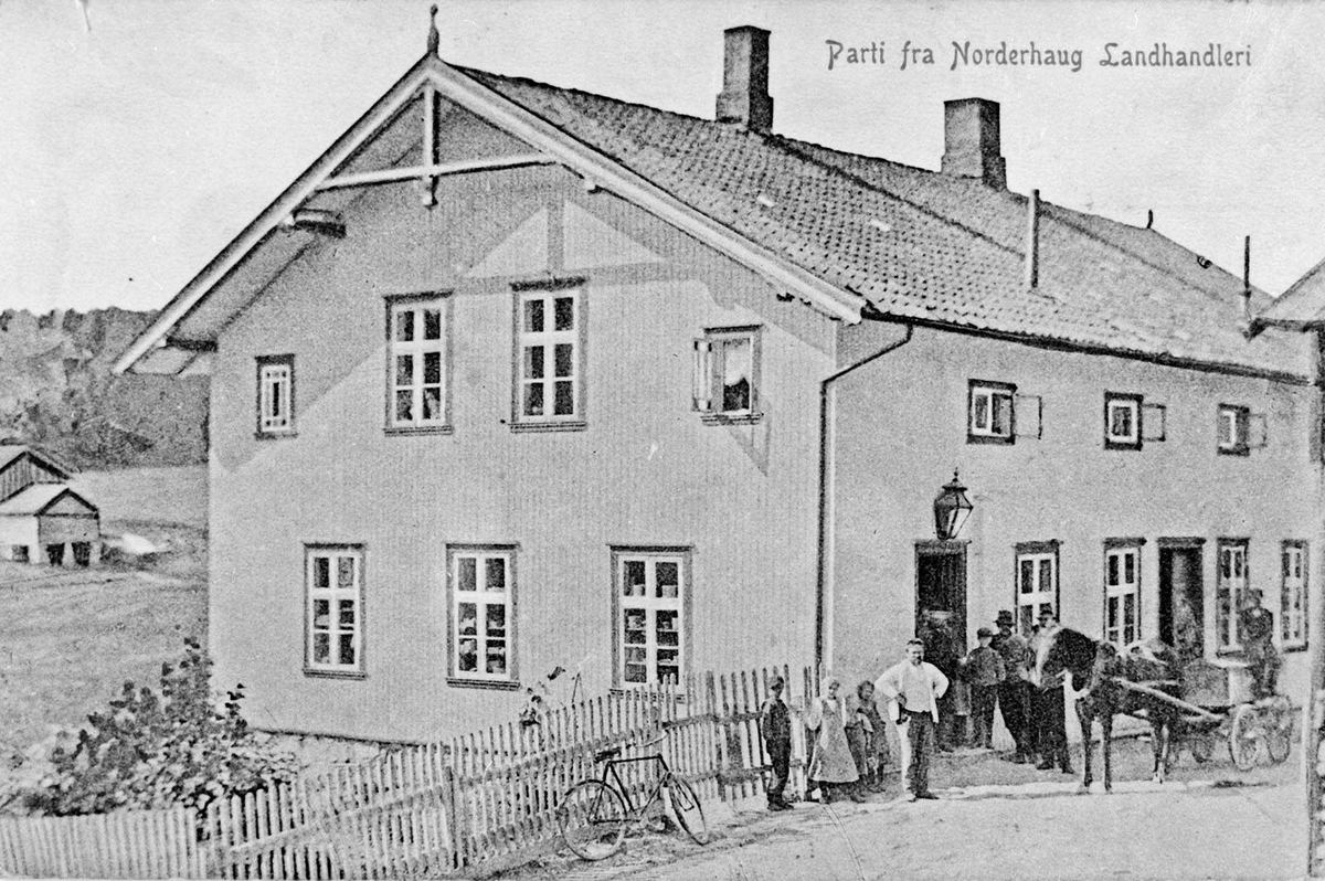 Norderhaug Landhandleri