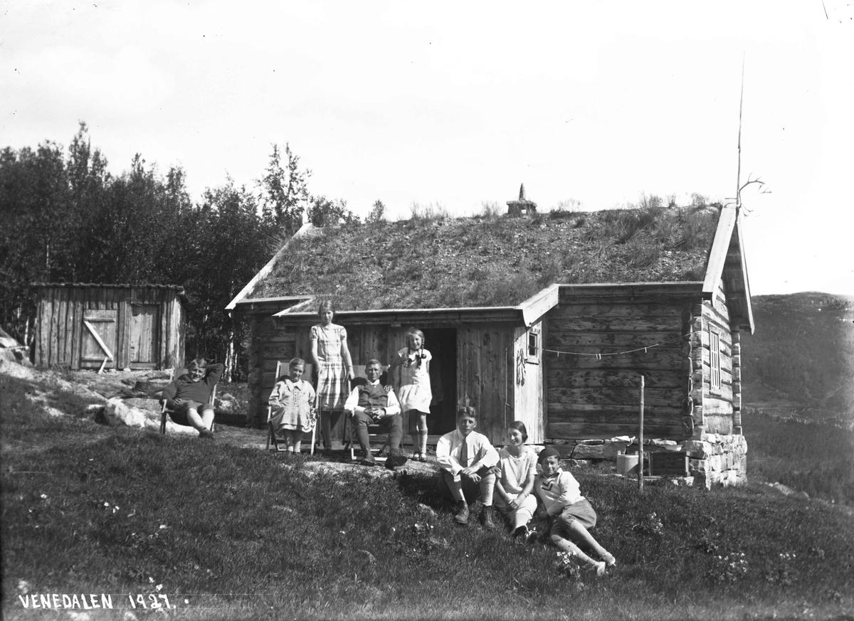 Venedalen 1927.