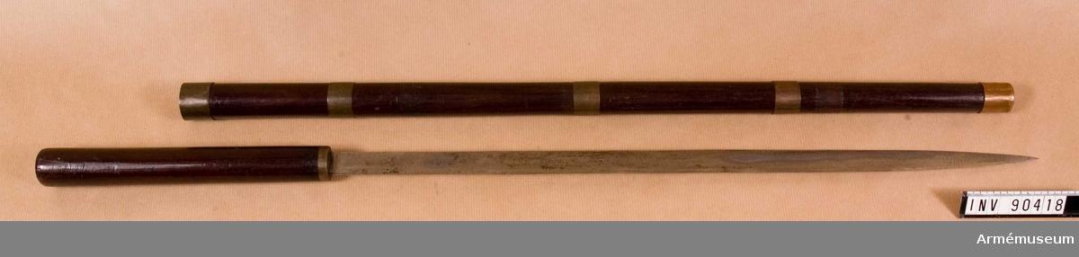 Svärd och balja